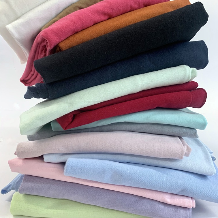 Jersey knitted fabric, knitted fabric