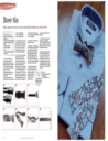 Make a Bow Tie - Gift - Making Magazine and Croft Mill Fabric PDF