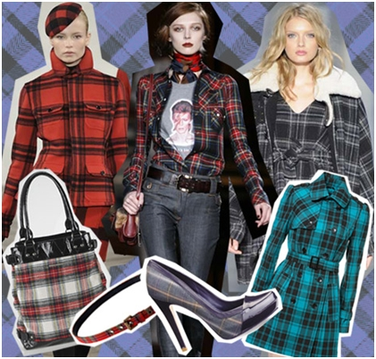 Plaid it any which Way