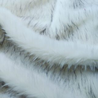 Photography of Faux Fur - White
