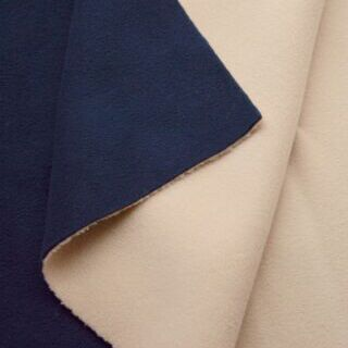 Photography of Fleece Duo- Navy/Beige