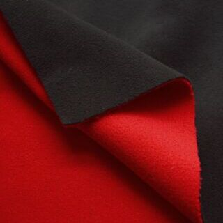 Photography of Fleece Duo- Red/ Black