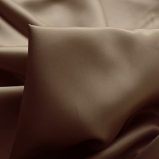 Photography of Viscose Acetate Twill Dress Linings - Coffee