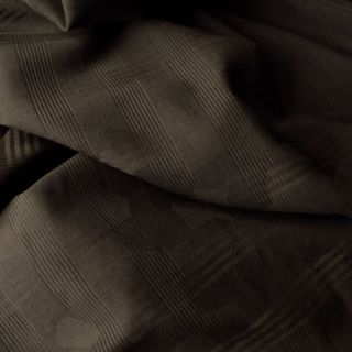 Photography of Military Checked - Woollen Jacquard