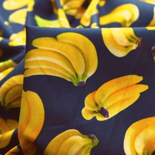 Photography of Sewing Room - Going Bananas - Navy