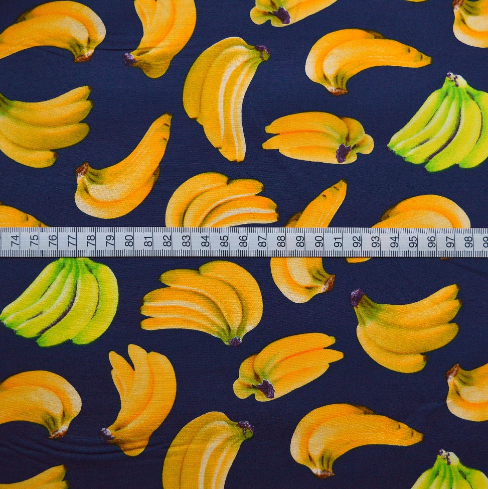 Bananas Designer Cotton Craft Dress Fabric Collection