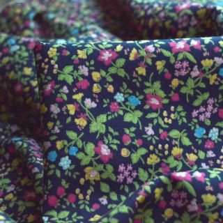 Photography of Sewing Room - Spring Flower - Navy