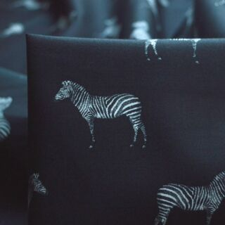 Photography of Sewing Room - Zebra - Black