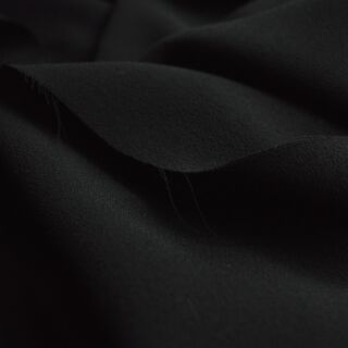 Photography of Set Piece - Triple Crepe - Black 1m