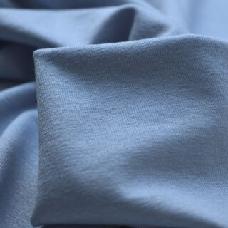 Photography of Viscose Jersey - Bobbie's Sky Blue