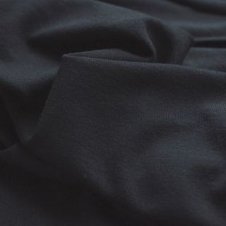 Photography of Viscose Jersey - Soft Black