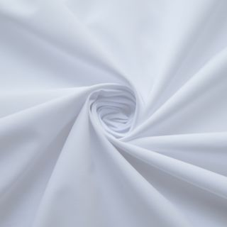 Photography of 50/50 - Cotton/Poly - White