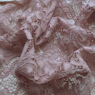 Photography of Lace - Dusky Pink