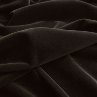 Photography of Miracle Man - Dress Velvet Velour Darkest Brown