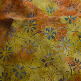 Photography of Set Piece - Indonesian Batik - Earth 2.6m