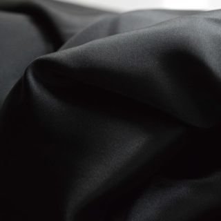 Photography of Fancy Dress Satin - Black
