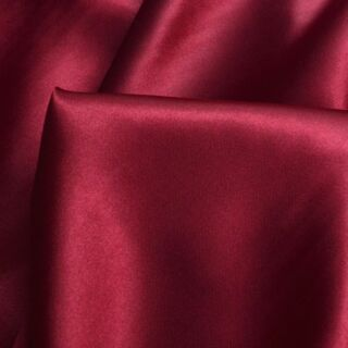 Photography of Fancy Dress Satin - Claret