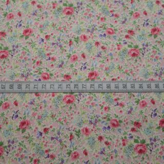 Photography of Set Piece - Combed Cotton - Mannington - Pink 1.65m