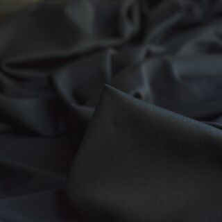 Photography of Mercerised Cotton Jersey - Black