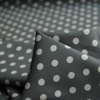 Photography of Poplin Prints - Wat Spot - Dark Grey