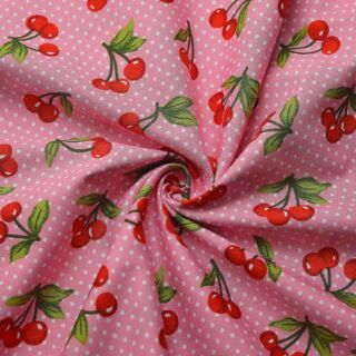 Photography of Crafters - Cherry Pink