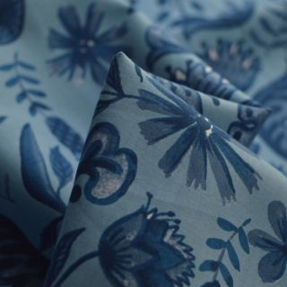 Photography of Clothworks - Blue Porcelain Denim