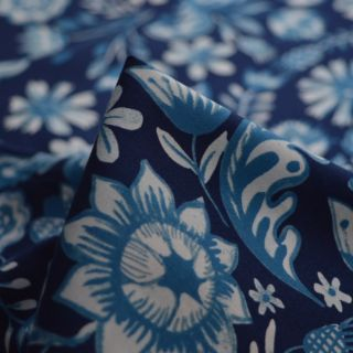 Photography of Clothworks - Blue Porcelain Navy