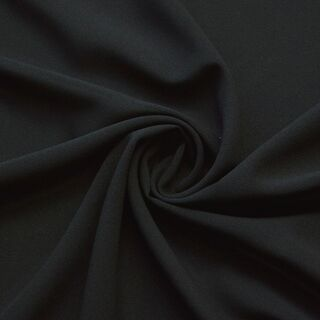 Photography of Georgette Dress Fabric - Black