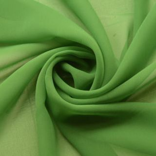 Photography of Japanese Chiffon - Jade Green