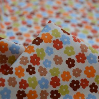 Photography of Poplin Prints - Button Multi