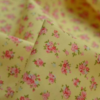 Photography of Poplin Prints - Rose And Hubble Yellow