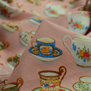 Photography of Sewing Room - Tea Party
