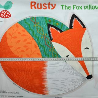 Photography of Benartex - Rusty And Friends Pillow Panel