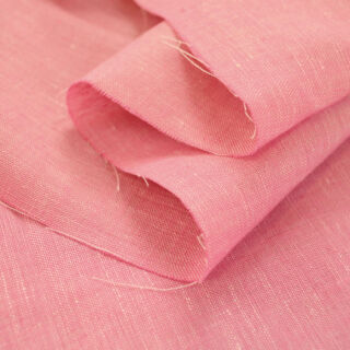 Photography of Linen Chambray - Baby Pink