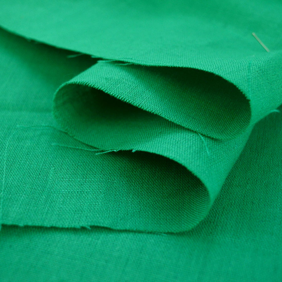 Photography of Linen Chambray - Emerald
