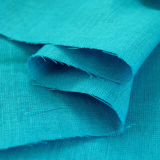 Photography of Linen Chambray - Turquoise