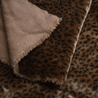 Photography of Faux Fur - Leopard Print