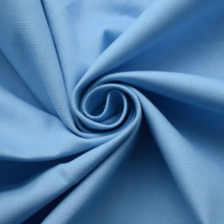 Photography of Cotton Canvas - Baby Blue