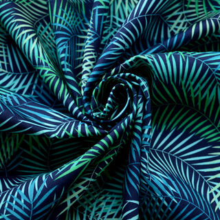Photography of Poplin Prints - Palm Beach - Turquoise