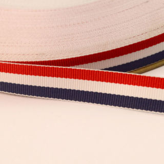 Photography of 15mm Red, White & Navy Stripe Craft Tape