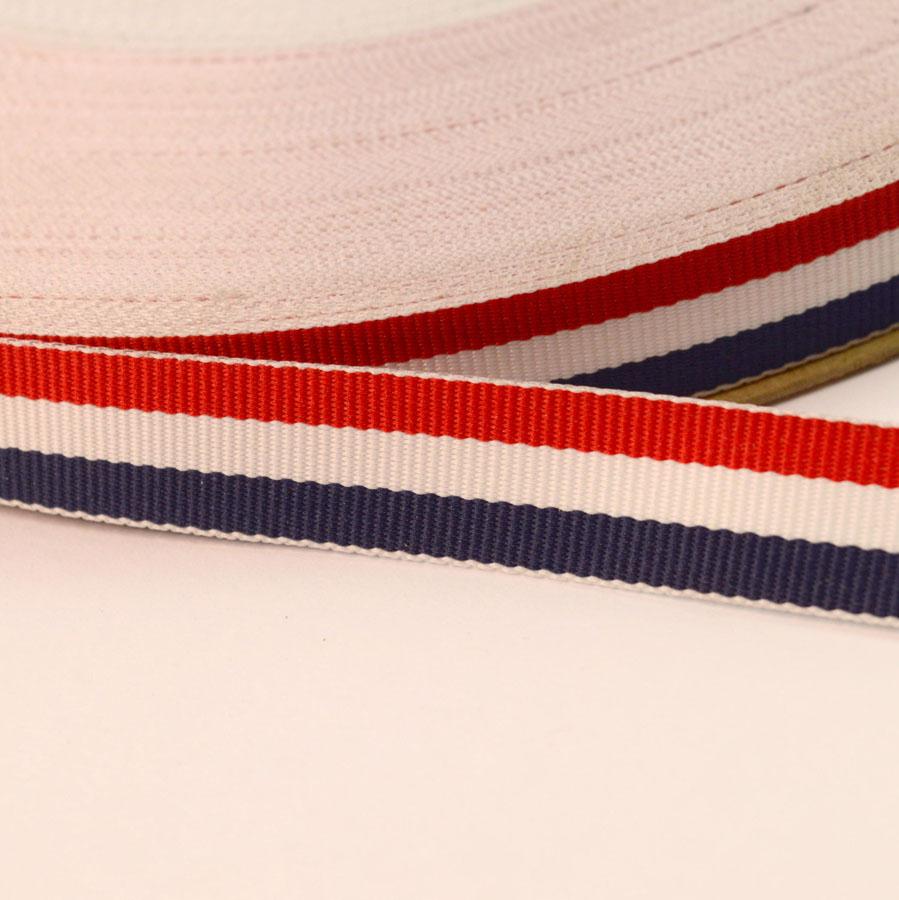 Navy Woven Ribbon Elastic Per Metre 15mm Wide
