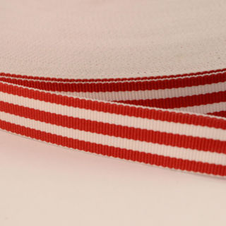 Photography of 15mm Red & White Stripe Craft Tape
