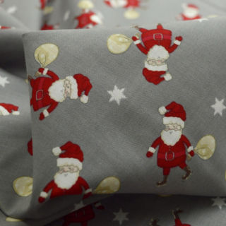 Photography of Christmas Cotton - Cheeky Santa