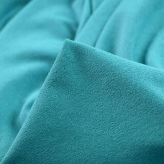 Photography of Viscose Jersey - Aqua