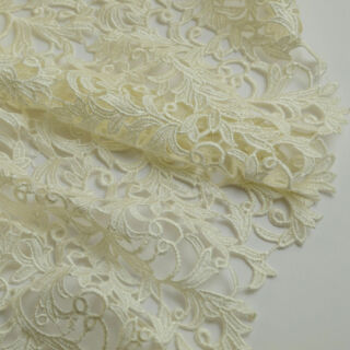 Photography of Guipure Lace - Ivory