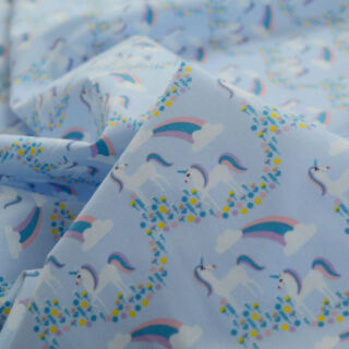 Photography of Sewing Room - Unicorn Kingdom - Baby Blue