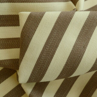 Photography of All Is Safely Gathered In - Brown Stripe