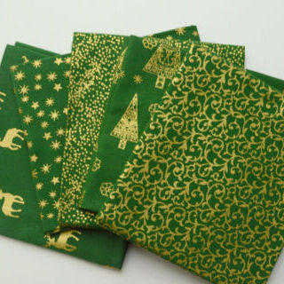 Photography of JL- FQ pack Green Gilt