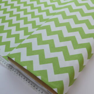 Photography of Riley Blake - Chevron - Green