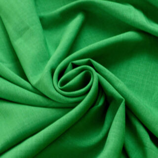 Photography of Seven Veils - Bright Emerald Green